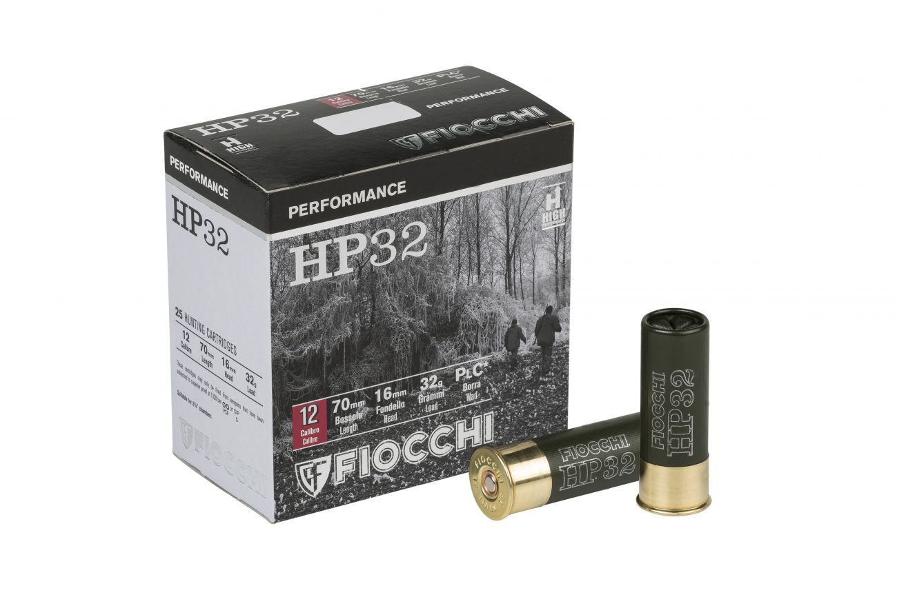fiocchi performance hp 32